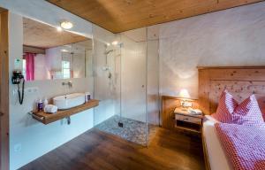 Almdorf Almlust, Hotely  Flachau - big - 45