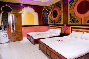 Gold Stars Hotel, Hotel  Long Hai - big - 14