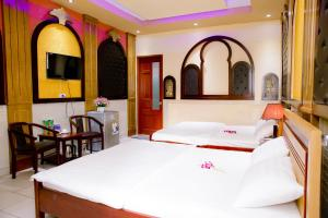 Gold Stars Hotel, Hotel  Long Hai - big - 13