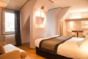 Inter-Hotel Mende du Pont Roupt, Szállodák  Mende - big - 16