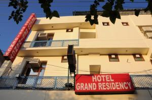 Hotel Grand Residency, Hotels  Chandīgarh - big - 13