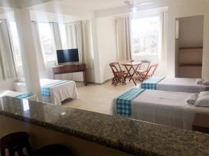 Flat Caiçara, Aparthotels  Cabo Frio - big - 11