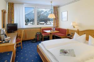 Mercure Hotel Garmisch Partenkirchen, Hotely  Garmisch-Partenkirchen - big - 8