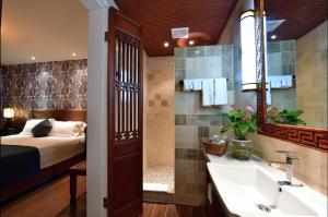 Jingshan Garden Hotel, Hotels  Peking - big - 6