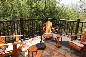 treetops vakantiehuis bij krugerpark, holiday home marloth parkVakantiehuis Krugerpark.htm #16