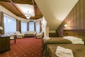 Dziki Potok Konferencje Grill & Prestige SPA, Hotely  Karpacz - big - 6