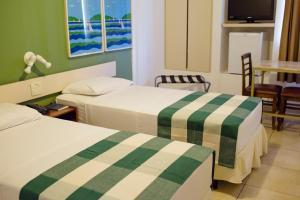 Vela Branca Praia Hotel, Szállodák  Recife - big - 25