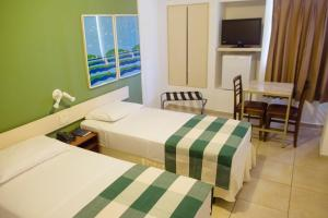 Vela Branca Praia Hotel, Szállodák  Recife - big - 24