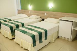 Vela Branca Praia Hotel, Szállodák  Recife - big - 22
