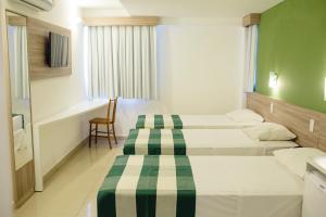 Vela Branca Praia Hotel, Szállodák  Recife - big - 21