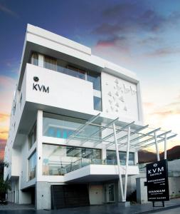 KVM Hotels Srirangam, Hotel  Tiruchchirāppalli - big - 4