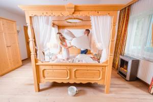Gasthof Oberer Gesslbauer, Hotels  Stanz Im Murztal - big - 22