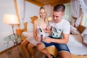 Gasthof Oberer Gesslbauer, Hotels  Stanz Im Murztal - big - 19