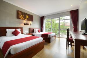 Angkor Museum Boutique Hotel, Hotely  Siem Reap - big - 18