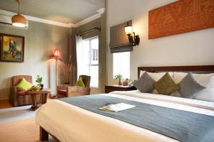 Angkor Museum Boutique Hotel, Hotely  Siem Reap - big - 56