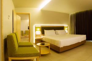 KVM Hotels Srirangam, Hotel  Tiruchchirāppalli - big - 2