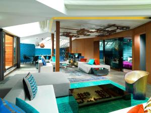 Presidential Extreme Wow Suite with Bosphorus View
