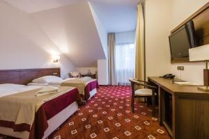 Dziki Potok Konferencje Grill & Prestige SPA, Hotely  Karpacz - big - 5