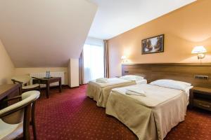 Dziki Potok Konferencje Grill & Prestige SPA, Hotely  Karpacz - big - 7