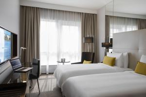 Centro Salama Jeddah by Rotana, Hotels  Dschidda - big - 14