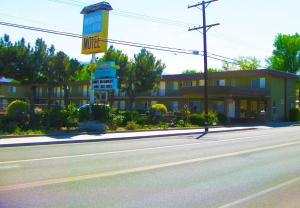 Mountain View Motel, Motelek  Bishop - big - 37