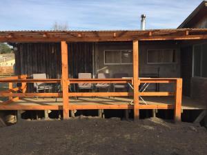 Cabañas Central, Case vacanze  Pichilemu - big - 8