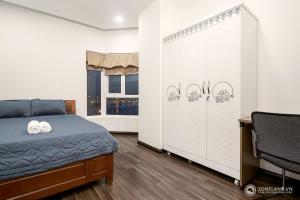 Zoneland Apartments - Monarchy Riverside, Apartments  Da Nang - big - 10
