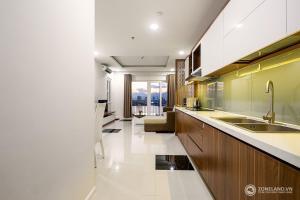 Zoneland Apartments - Monarchy Riverside, Apartments  Da Nang - big - 16