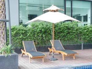 The Heaven at Star Hill Condo, Appartamenti  Chiang Mai - big - 106