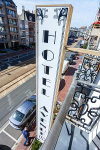 Avenue Boutique Hotel, Hotely  Blankenberge - big - 22