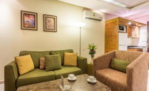 Almuhaidb Al Takhasosi Suites, Apartmánové hotely  Rijád - big - 5