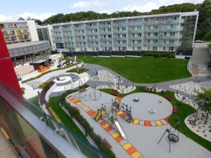 Apartamenty Aquarius z Aquacenter, Apartmány  Kolobřeh - big - 42