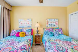 Silver Beach Towers 1205 East by RealJoy Vacations, Apartmány  Destin - big - 57