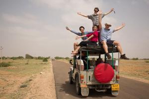 Hotel Deep Mahal, Bed & Breakfasts  Jaisalmer - big - 8