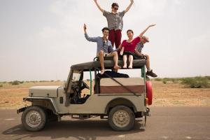 Hotel Deep Mahal, Bed & Breakfasts  Jaisalmer - big - 7