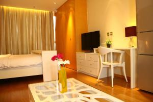 Rich&Young Bojun Serviced Apartment, Appartamenti  Pechino - big - 26
