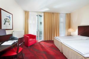 SORAT Hotel Cottbus, Отели  Котбус - big - 2
