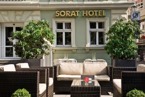 SORAT Hotel Cottbus, Отели  Котбус - big - 16