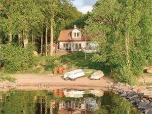 Holiday home Bokholmen Ljungby, Holiday homes  Norra Rataryd - big - 13