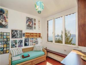 La Casa Rossa, Apartmány  Pugliola - big - 8