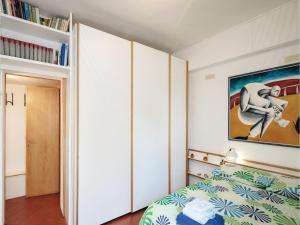 La Casa Rossa, Apartmány  Pugliola - big - 9