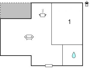 Apartment Pula 33, Апартаменты  Пула - big - 8