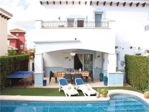 Two-Bedroom Holiday Home in Torre-Pacheco, Nyaralók  Torre-Pacheco - big - 3