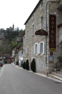 Hotel du Lion d'Or, Hotel  Rocamadour - big - 22