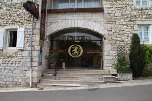 Hotel du Lion d'Or, Hotel  Rocamadour - big - 25