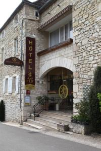 Hotel du Lion d'Or, Hotels  Rocamadour - big - 14