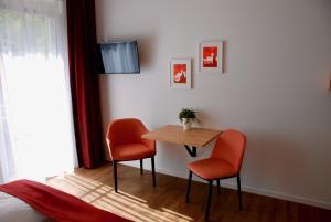 Gästezimmer am Möslepark, Freiburg, Penziony  Freiburg - big - 23