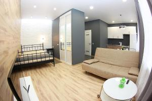 Alpha Apartaments on K.Marksa, Apartmanok  Omszk - big - 29