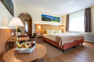 Hotel Garni Brunnthaler, Отели  Гармиш-Партенкирхен - big - 3