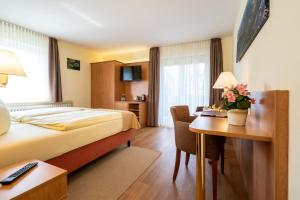 Hotel Garni Brunnthaler, Отели  Гармиш-Партенкирхен - big - 15